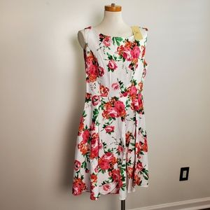 Grace Karin floral dress